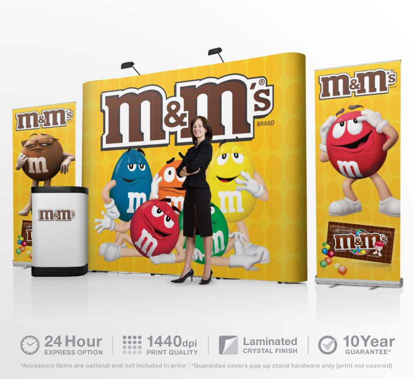 Marketing Exhibition Stand Up : Outdoor display stands marketing stand banner