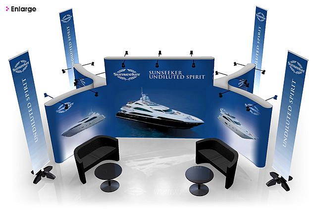 Sungard Exhibition Stand Up : Exhibition pop up stands counters stand banner