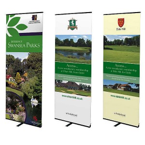 Banner Stand Designs