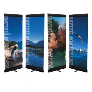 Stand Banner Design