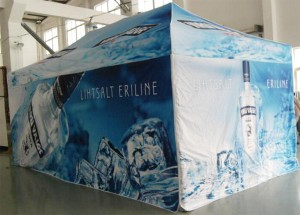 promotions tent
