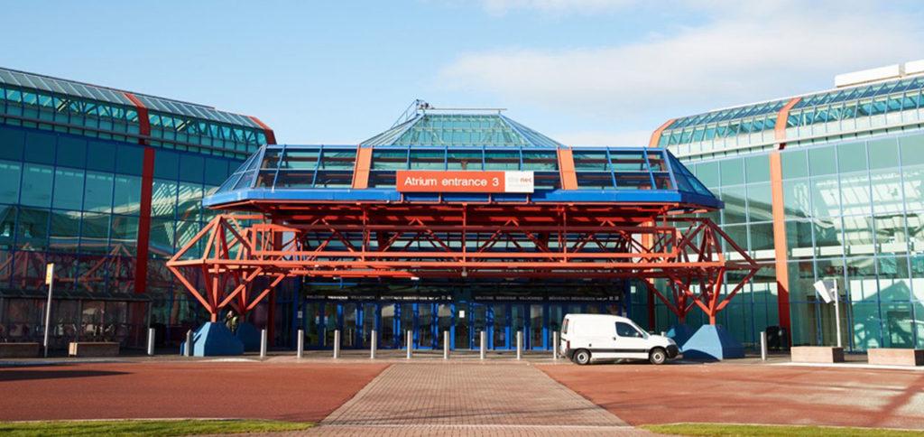 UK Exhibition Centers