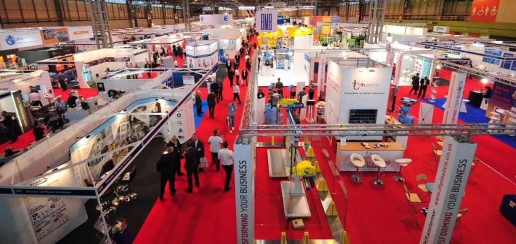 exhibition centres london