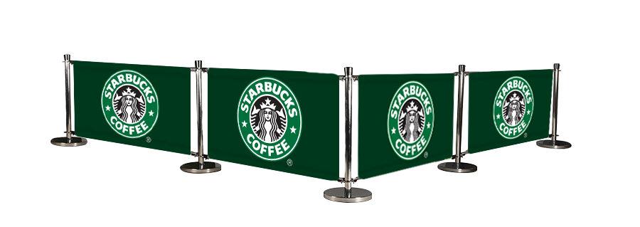 Cafe Banner Advertising