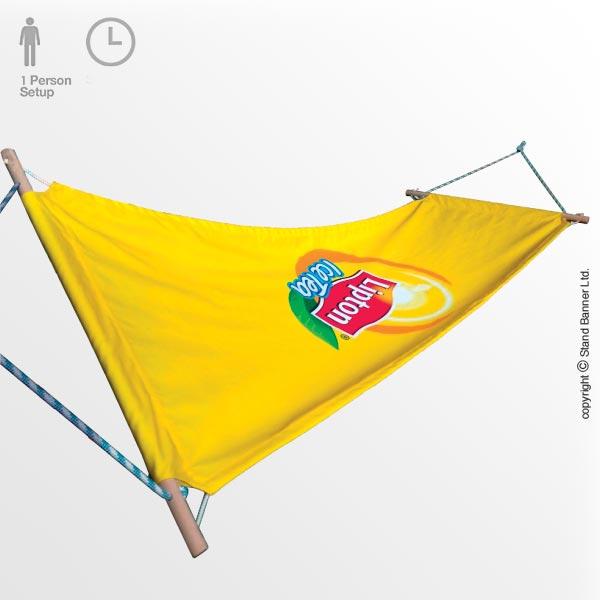 custom printed hammock