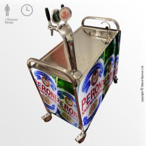 promotional vending cart