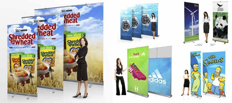 Exhibition Stand Design Coventry : Banner stands uk pop up display pull
