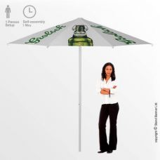Cheap Printed Parasol Umbrella