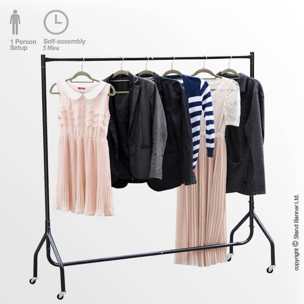 Exhibition Clothes Rail