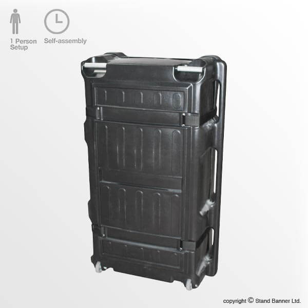 Large Wheeled Case
