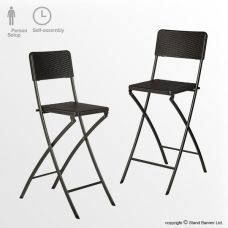 Portable Outdoor Event Bistro Chairs