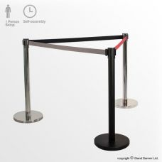 Retractable Pedestrian Guidance System