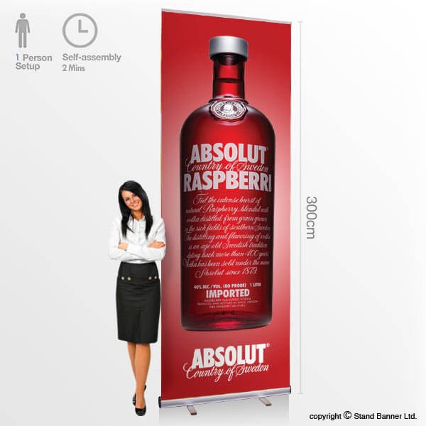 Big Pull Up Banners