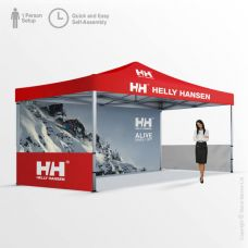 Branded Marketing Sales Tent