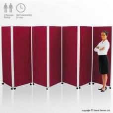 exhibition screen panels dividers
