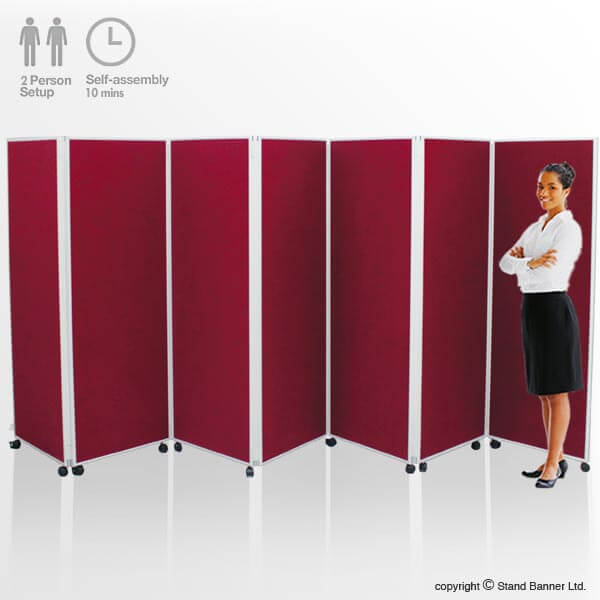 office panels dividers. Exhibition Screens. Colour Swatch. Folding Panel Room Dividers Office Panels A