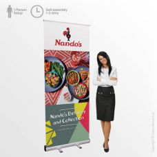 Freestanding Banner Display