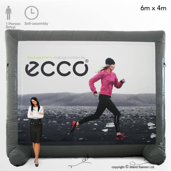 Inflatable Advertising Wall