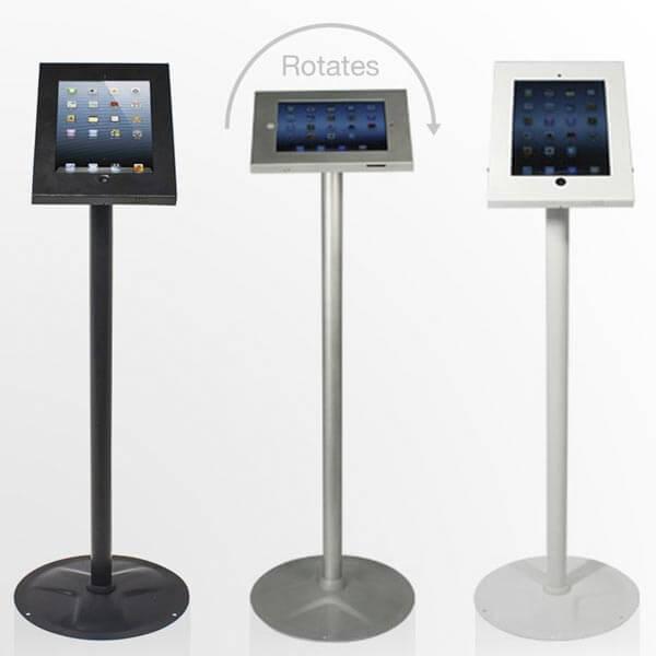 IPad Demonstration Display Freestanding Apple I Pad Stand