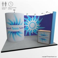 Marketing Trade Show Stand