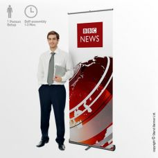Roll Up Banner Stands Retractable Banner Amp Pull Up