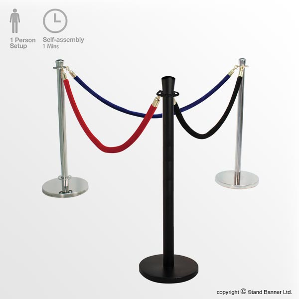Pedestrian Guidance, Rope Barrier, Red Carpet VIP Event