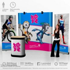 3m x 2m Exhibition Pop Up Display