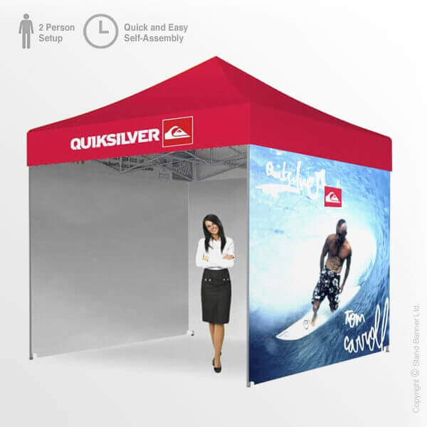 Pop Up Printed Gazebo Custom Branded Gazebo Printing