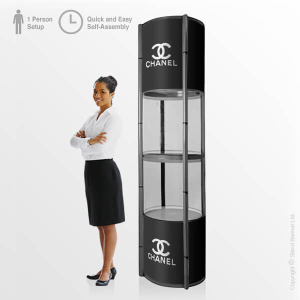 Product Display Tower
