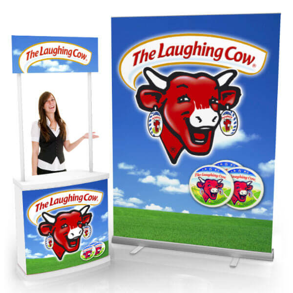 Promotional Marketing Stand