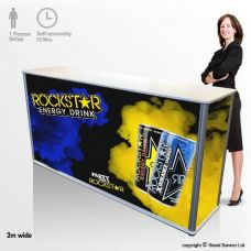 Portable Sales Counter