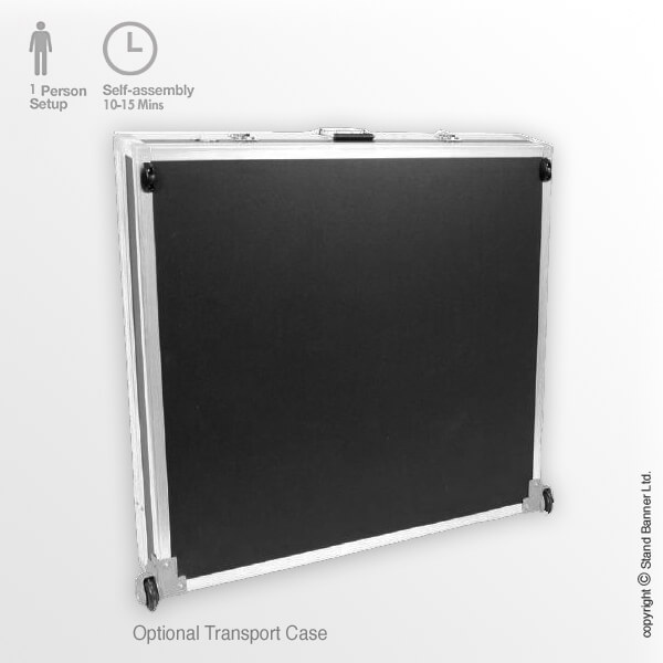 Modular Folding Counter Transport Case