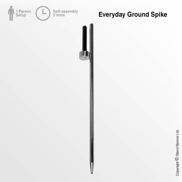 Everyday Ground Spike