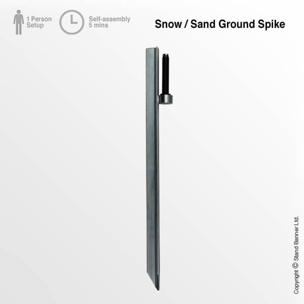 Snow/Sand Ground Spike