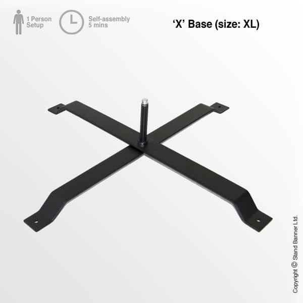 X-base XL Size