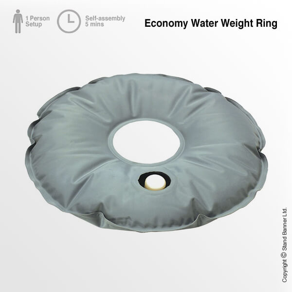 Economy Water Weight