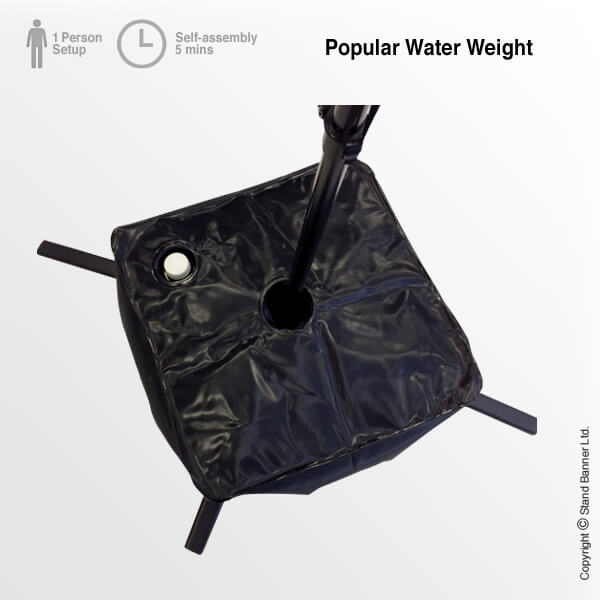 Popular Water Weight