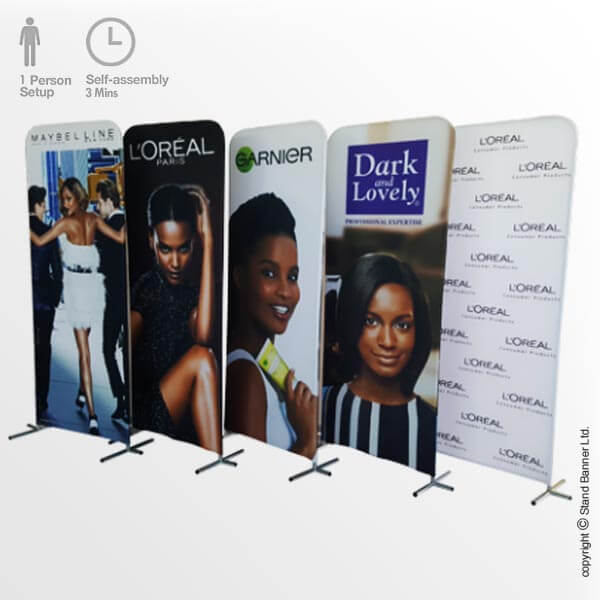 Pop Up Stand Up Banners