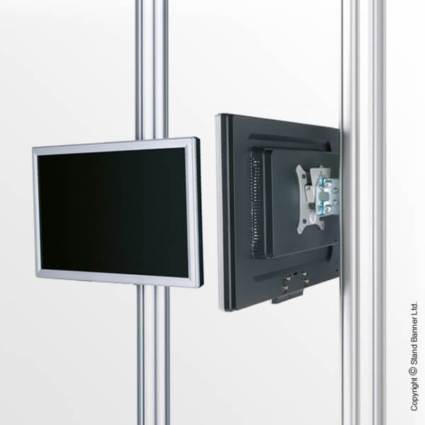 TV Exhibition Display Monitor Mount