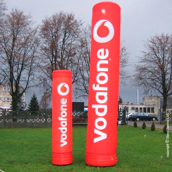 Outdoor Inflatable Advertising Displays