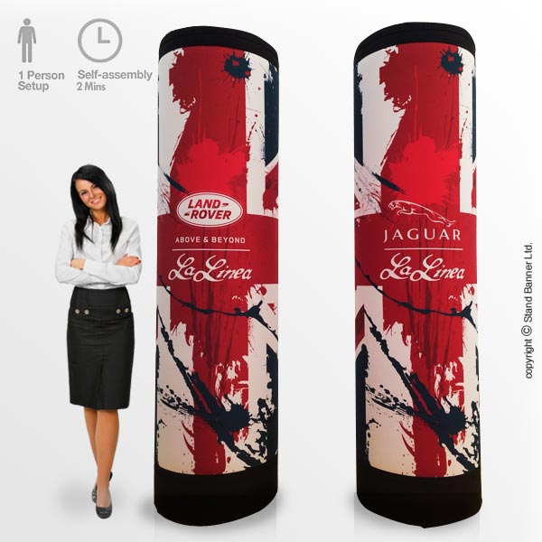 Branded Inflatable Advertising Sign Display Stand