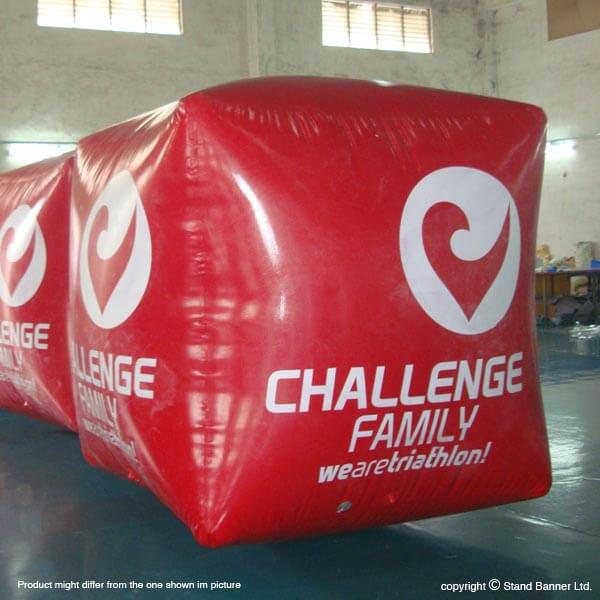 Triathlon Advertising Buoy