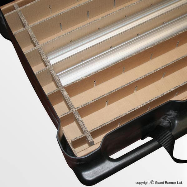 Wheeled Transport Case Internal Dividers