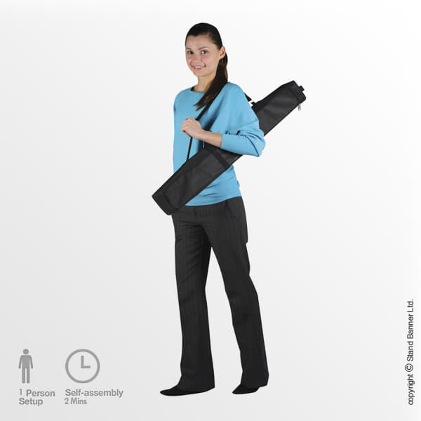 Eco Roll Up Stand Carry Bag