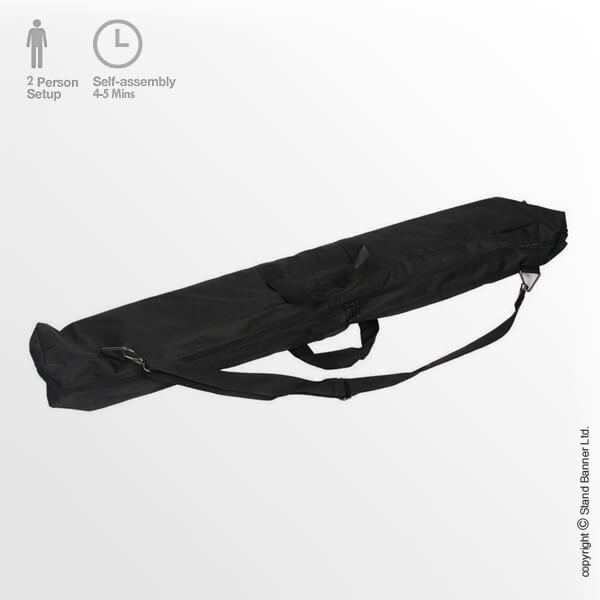 Pegasus 3m Wide Roll Up Backdrop Bag
