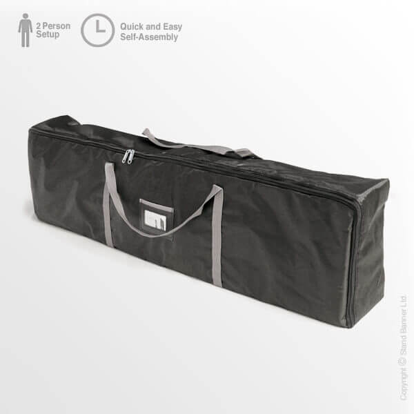 Fabric Retail Sales Display Carry Bag