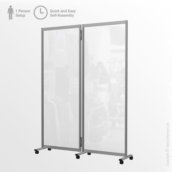 Mobile Screen Divider Twin