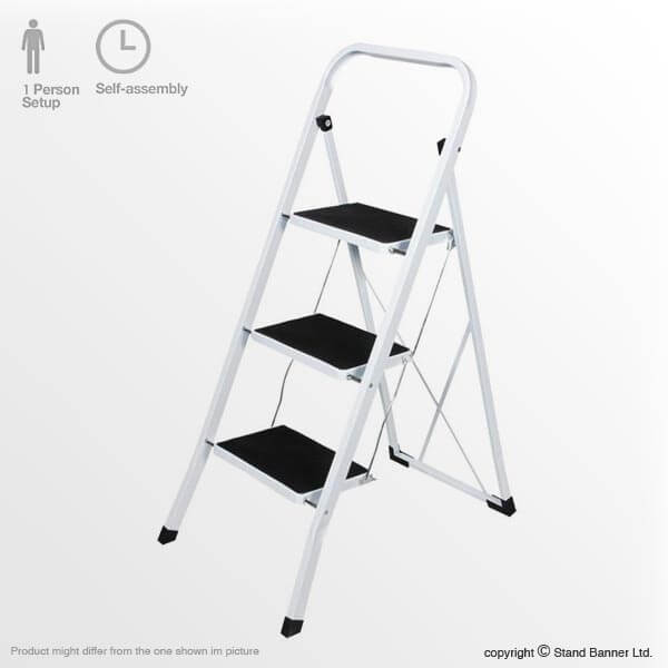 Exhibition Step Ladders