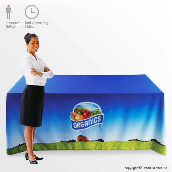 Exhibition Table Cloth