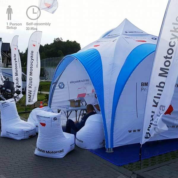 Outdoor Promotional Dome Tent
